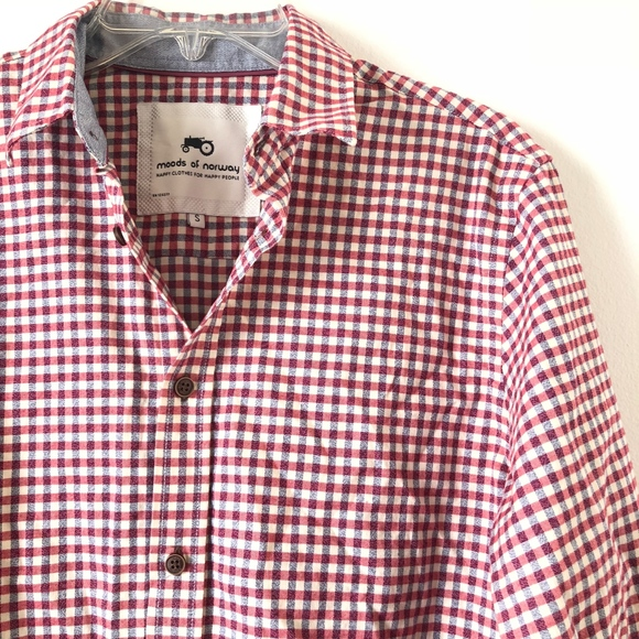 Moods of Norway Other - Moods of Norway Long Sleeve Button Down Shirt